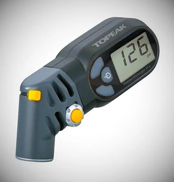 Topeak Smartgauge D2 - Accurate Pressure
