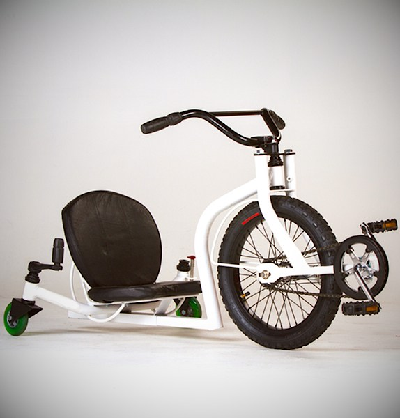 Leaux Racing Trike - It's More Fun Than You Think