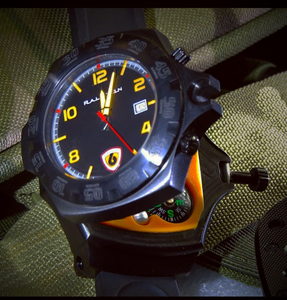 Recon 6 Survival Watch by a Doomsday Prepper