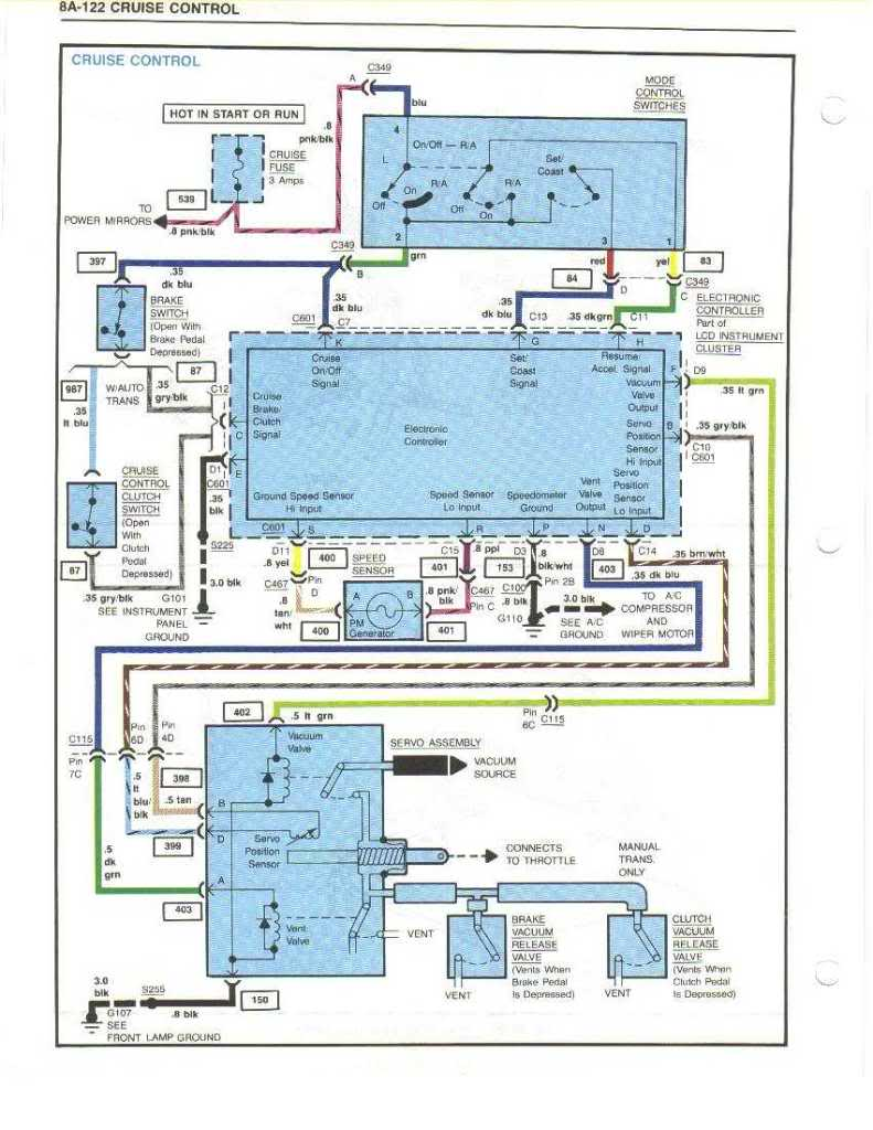1227730 Ecm Wiring 1982 Corvette Diagram With