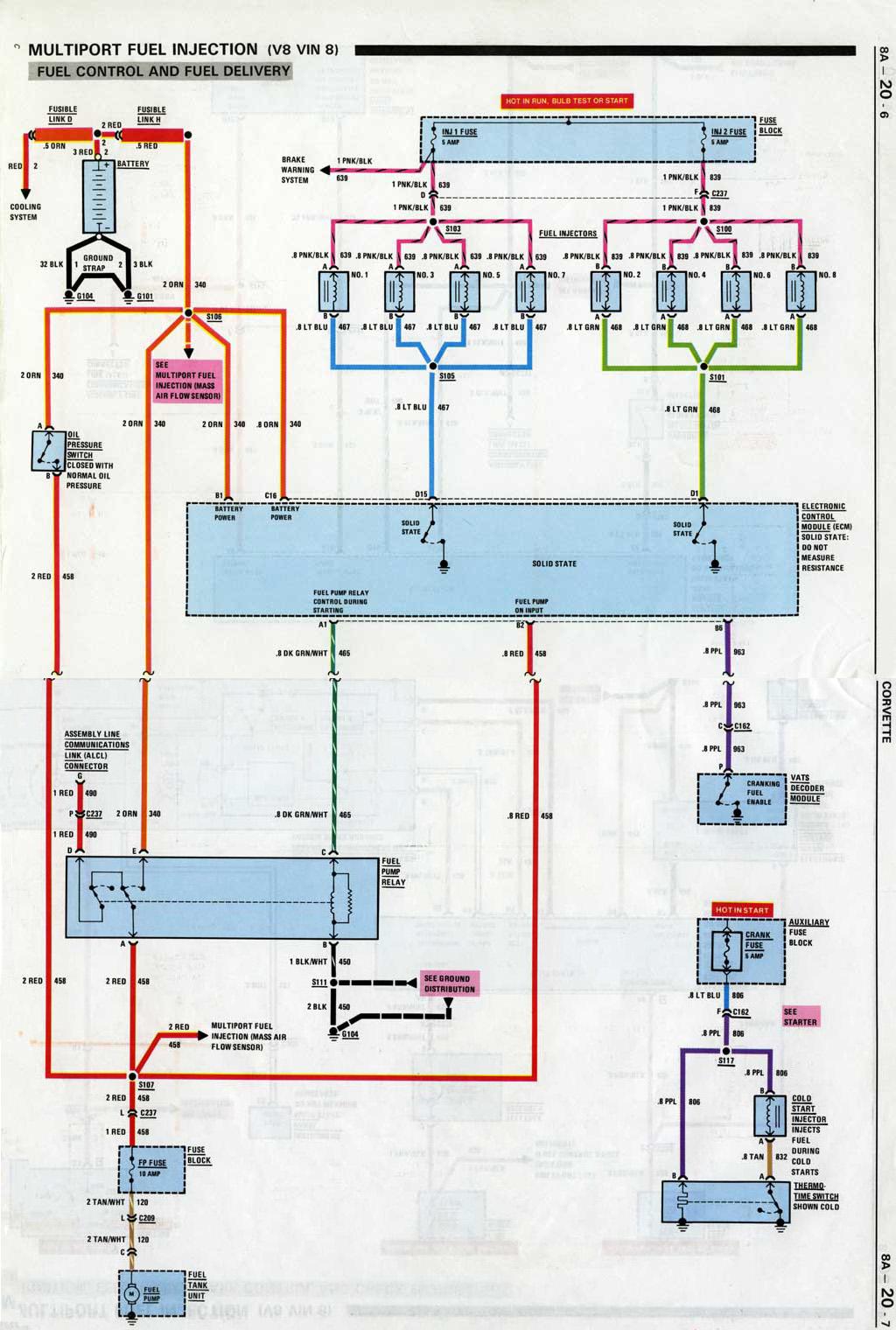 1986_Corvette_Fuel_Delivery?resize\\\\\\\=665%2C987 2001 corvette wiring diagram c5 corvette stereo wiring diagram 86 Corvette Cooling Fan Wiring Diagram at suagrazia.org