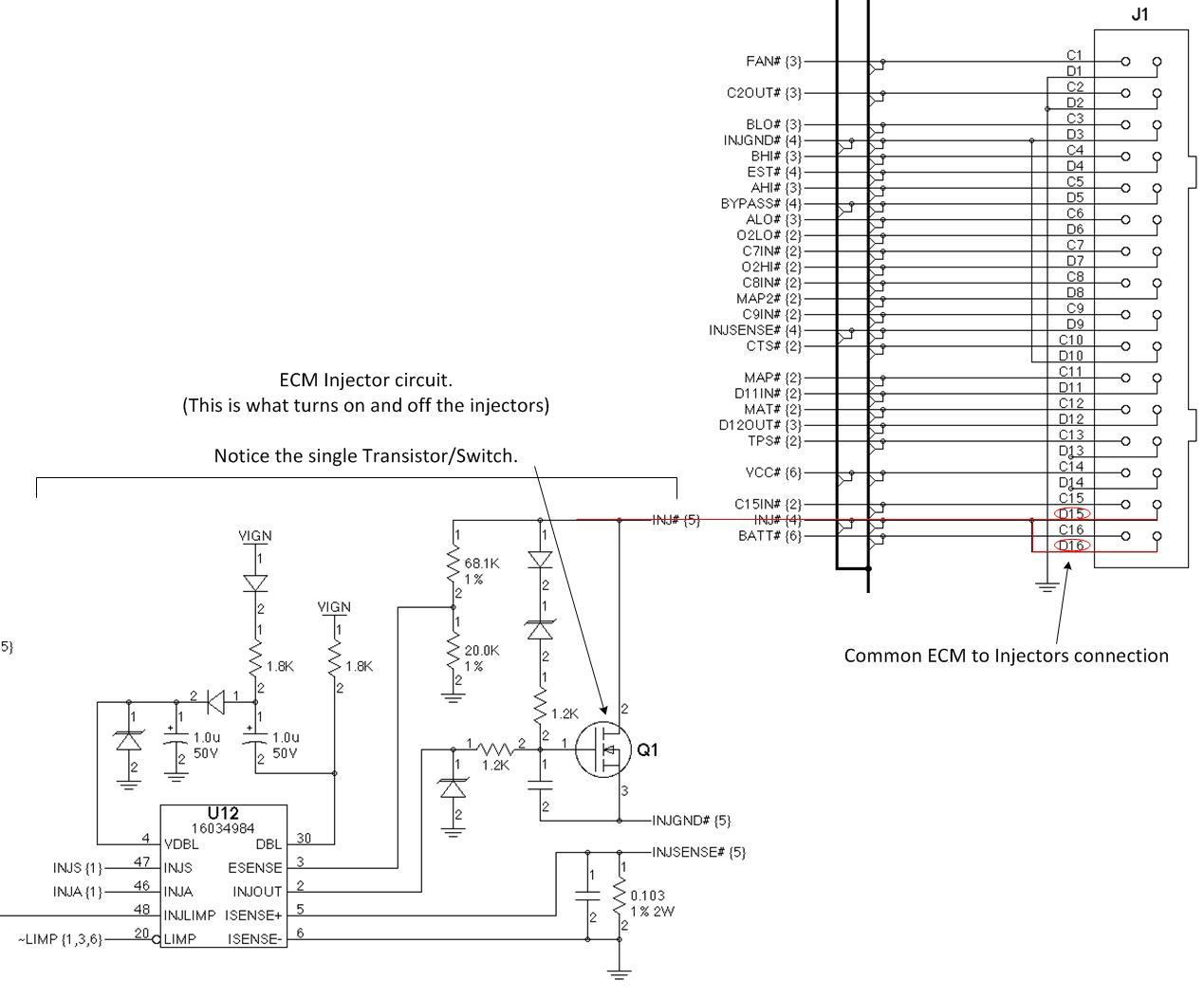 1991 Corvette L98 Engine Diagram Schematic Diagrams Wiring