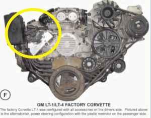 Help?! with an LT1  Corvette Forum : DigitalCorvettes Corvette Forums