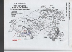 84 Corvette Engine Wiring Harness Diagram | Wiring Library