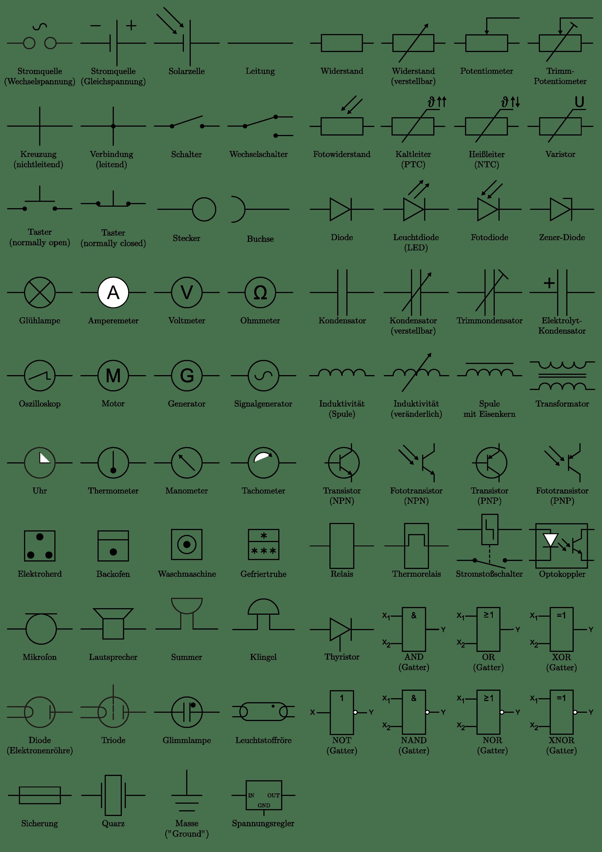 Ups Electrical Symbol