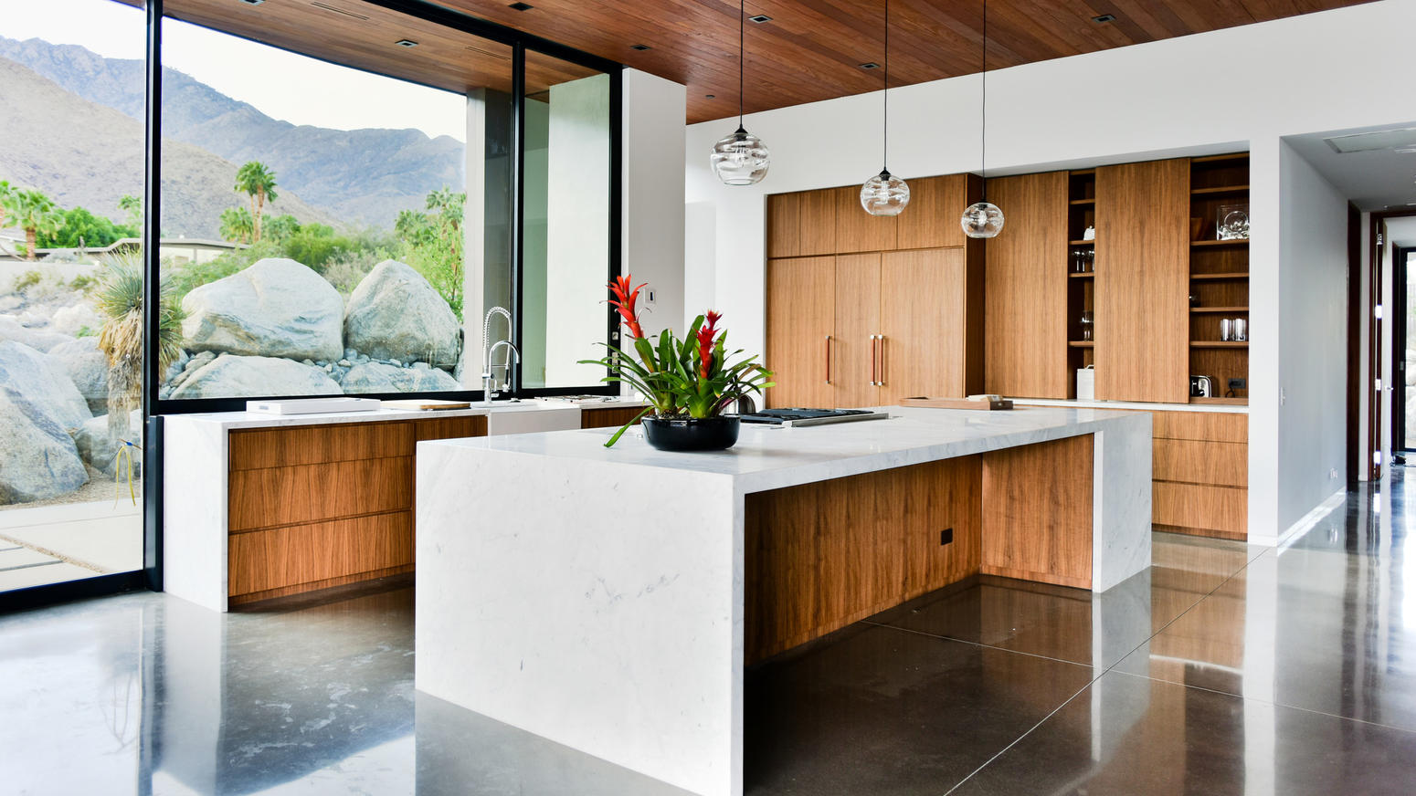Comparing Modern And Mid Century Modern Kitchens Kitchen Magazine