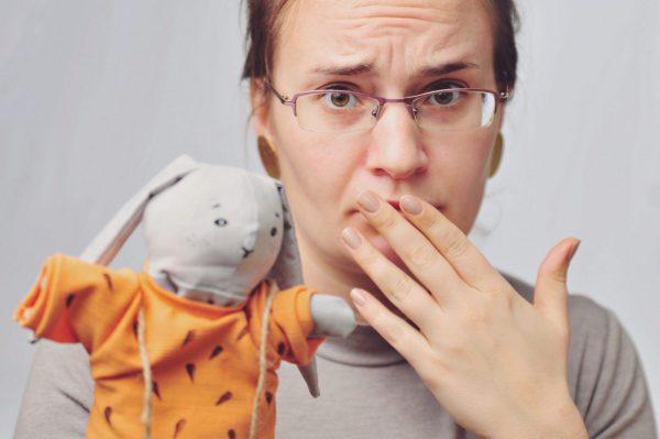 zabawki edukacyjne o emocjach pacynki handmade