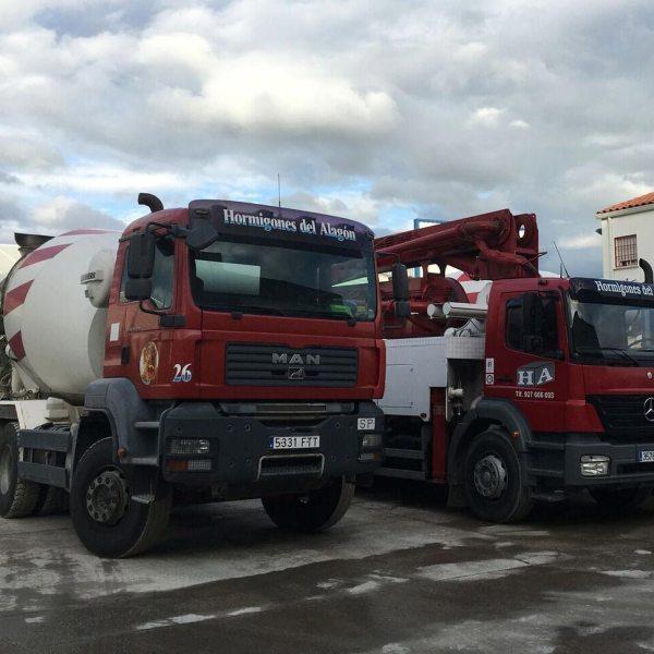 Alquiler de Camión de 3 ejes en Cáceres