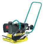 APF 1240 benzine Potencia: 4,4 CV Peso: 70 kg Ancho de trabajo: 400 mm Fuerza centrífuga: 12 kN Frecuencia vibración: 98 Hz Profundidad de compactación: 15 cm