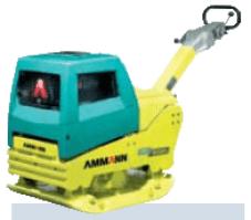 APH 6020 Potencia: 13,7 CV Peso: 440 kg Fuerza centrífuga: 65 kN Frecuencia: 69 Hz Profundidad de compactación: 80 cm Velocidad de avance: 28 m/min