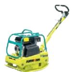 APR 2220 gasolina Potencia: 4 CV Peso: 100 kg Ancho trabajo: 40 cm Fuerza centrífuga: 22 kN Frecuencia: 98 Hz Profundidad de compactación: 20 cm Velocidad de avance: 0-25 m/min