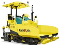 SERIE AFT 270-500 Potencia 60 a 215 CV Peso cargado de 5200 a 15000 Kg Ancho de trabajo 1400 - 6500 mm Producción de 150 a 500 t/h Velocidad de trabajo de 0 a 40 m/min