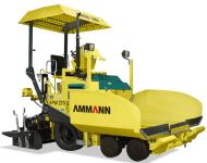 SERIE AFW 270-500 Potencia 60 a 215 CV Peso cargado de 5200 a 15000 Kg Ancho de trabajo 1400 - 6500 mm Producción de 150 a 500 t/h Velocidad de trabajo de 0 a 40 m/min