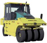 SERIE AP Potencia 100 CV Peso de 24000 Kg Ancho de trabajo de 2040 mm Velocidad de trabajo de 19 Km/h