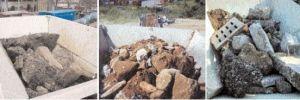 CAMS - LA MARCA - La machacadora de derribos y materiales de obra