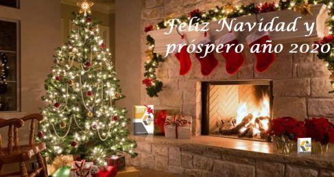 Feliz navidad y próspero 2020 - Elige tus regalos.