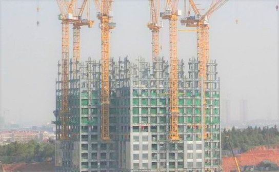 SANY CONSTRUYE HOSPITALES EN CHINA