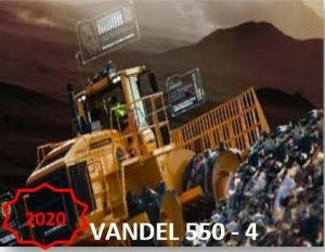 VANDEL 550-4