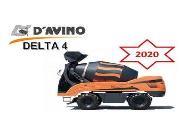 DAVINO DELTA 4 2020