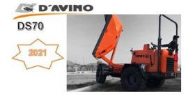PRODUCTO NUEVO: DAVINO DS70
