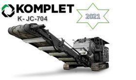 PRODUCTO NUEVO: KOMPLET K-JC 704