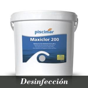 Desinfección