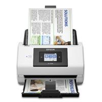 SCANNER EPSON WORKFORCE DS-780N, 45 PPM/90 IPM, 600 DPI, USB, RED, ADF, DUPLEX