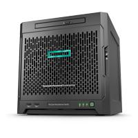 SERVIDOR HPE PROLIANT MICROSERVER GEN10 AMD OPTERON X3421 QUAD-CORE 2.10GHZ 2MB 8GB 1 X 8GB PC4 DDR4 2400MHZ UDIMM 4 X NON-HOT PLUG 3.5IN EMBEDDED MARVELL SATA RAID NO OPTICAL 200W 1 AÑO NEXT BUS