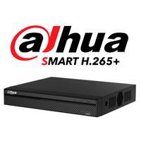 DVR DAHUA 8 CANALES HDCVI PENTAHIBRIDO 1080P/ 4MP LITE/ 720P/ H265/ 4 CH IP ADICIONALES 84/ IVS/ SATA HASTA 10TB/ P2P/ SMART AUDIO HDCVI