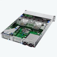 SERVIDOR HPE PROLIANT DL380 GEN10 INTEL XEON-S 4114 10-CORE (2.20GHZ 13.75MB) 32GB (1 X 32GB) DDR4 2666MHZ RDIMM 8 X HOT PLUG 2.5IN SMALL FORM FACTOR SMART CARRIER SMART ARRAY P408I-A NO OPTICAL 800W