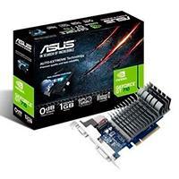 TARJETA DE VIDEO ASUS NVIDIA GT710/PCIE X8 2.0/1GB DDR5/D-SUB/DVI/HDMI/BAJO PERFIL/GAMA BASICA