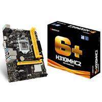 MB BIOSTAR H310 INTEL 8A GEN S-1151/2XDDR4 2666/HDMI/VGA/4XUSB3.1/MICRO ATX/GAMA BASICA