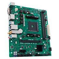 MB ASUS A320 AMD S-AM4/2X DDR4 2666/HDMI/DP/2X USB3.1/WIFI/BLUETOOTH/MICRO ATX/GAMA BASICA