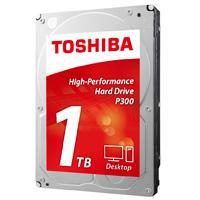 DD INTERNO TOSHIBA P300 3.5 1TB/SATA3/6GB/S/CACHE 64MB/7200RPM/P/PC