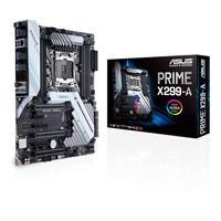 MB ASUS X299 INTEL S-2066 7A GEN/8X DDR4 2666/2X M.2/8X USB3.1/ATX/GAMA ALTA/GAMER/RGB