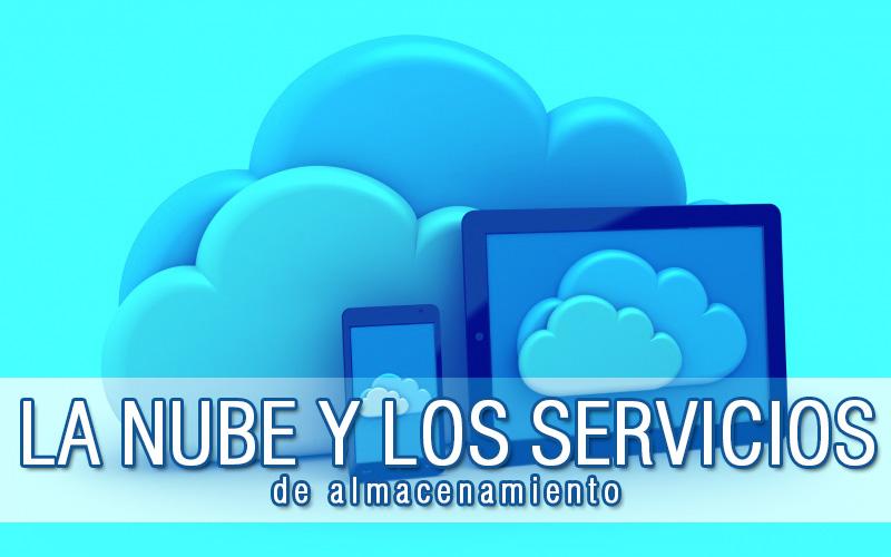 Servicios d almacenamiento en la nube
