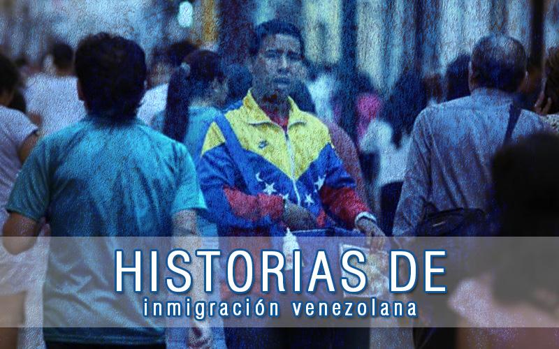 Inmigración Venezolana