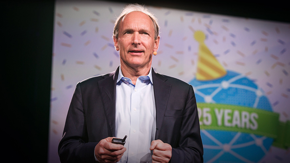 Peligros De Internet Según Su Inventor, Tim Berners-Lee