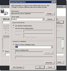 salesforce crm sql server