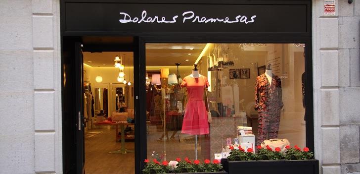 Dolores Promesas extiende su red de retail y abre un outlet en Sevilla