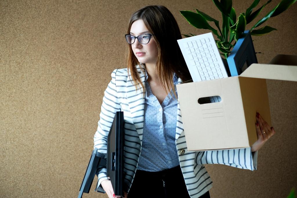 ¿Consideras que es hora de dejar tu trabajo?