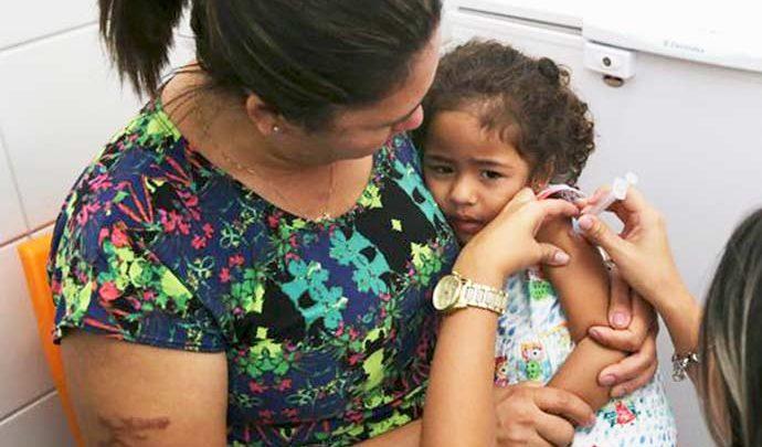 Resultado de imagem para MPF cobra ampliação da vacinação infantil nos municípios