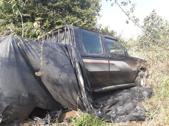 GCM localiza caminhonete roubada no Campo do Coxo