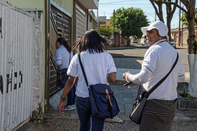 Mutirão de combate ao Aedes prossegue na região do Mãe Preta neste sábado