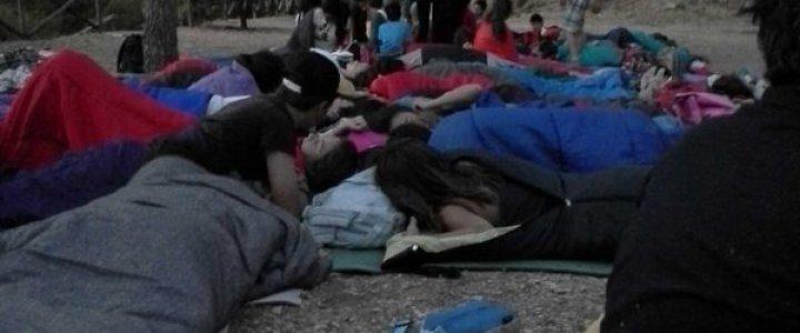 Campamento Ibi 2014: Día 25 julio