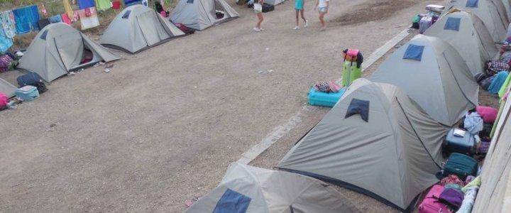 Campamento Ibi 2014: Día 23 de julio