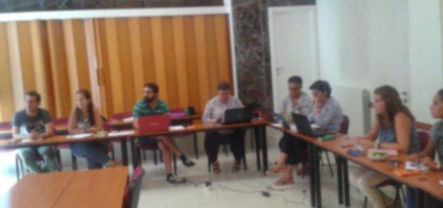 Reunión CN y Coordinadores Locales 1