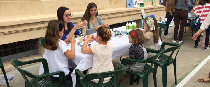 Fiesta Solidaria ProAciS en Gandía