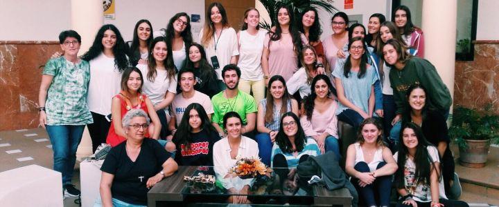 Encuentro de monitores en Córdoba