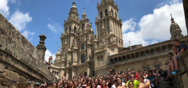 Disfrutamos de Santiago